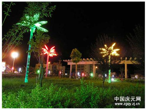 市民广场夜景