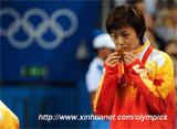 乒乓球女单决赛张怡宁卫冕