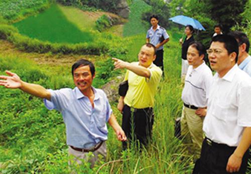建设新农村 结对增动力