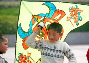 及附近有高压线的地方放风筝;家长要做好监护教育,万一风筝落在电线上图片