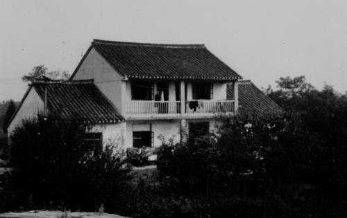 上世纪80年代平湖农民住房   如今平湖农民住房   新华路旧貌   一起来看看70年来   平湖大地上发生的巨变图片