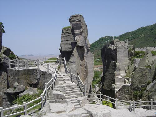 双合石壁:从离岛到半岛的文化嬗变