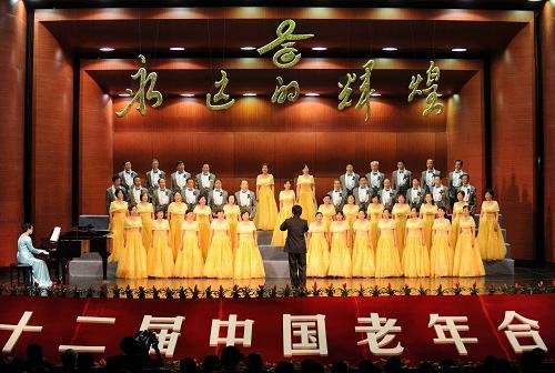 国家级合唱节首次在县、区一级举办