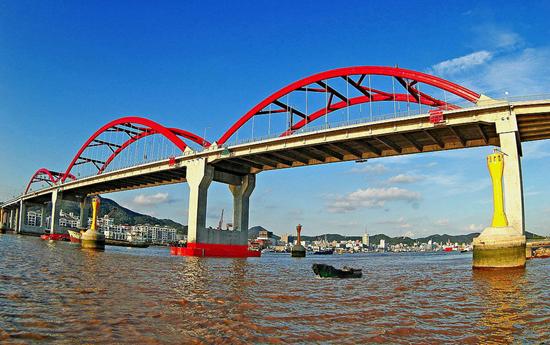 鲁家峙大桥
