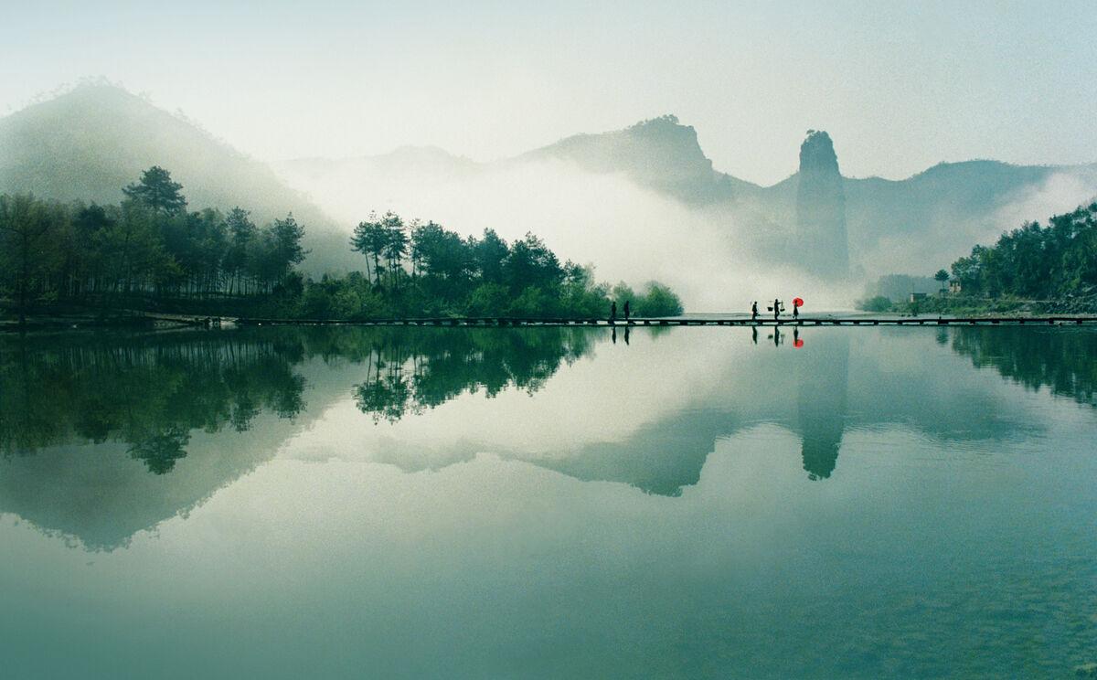 国家AAAA级旅游景区――缙云仙都景区