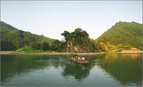 国家AAAA级旅游景区――景宁中国大均畲...