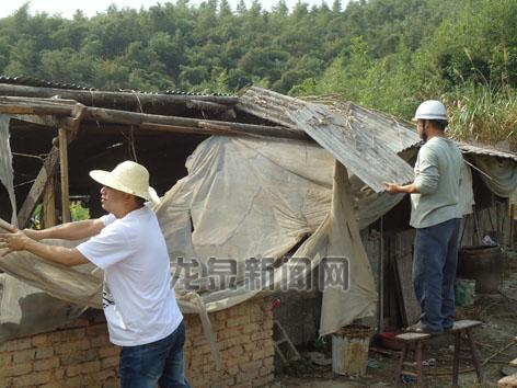"""""""项目双进""""大会战房屋征收一组工作新进展"""