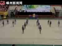 2012年浙江省少幼儿体育大赛 红旗幼儿园获一等奖