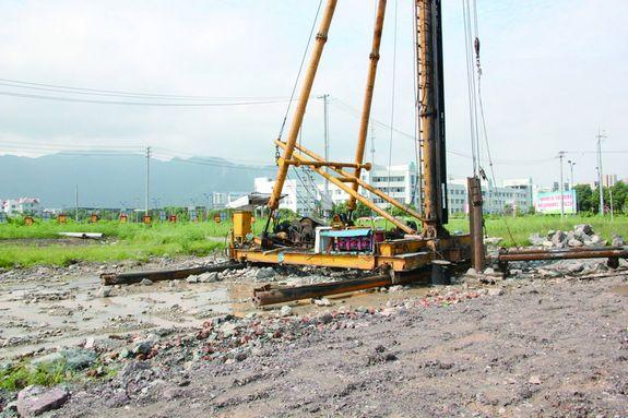 澄江二期区块安置小区开工