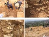 春秋石室墓考古发掘