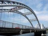一桥架南北