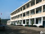 茶坊小学的新教学楼