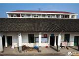 茶坊小学的新老教学楼