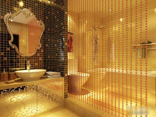 浴室玻璃隔断效果图 小户型装修要谨慎 高清图片