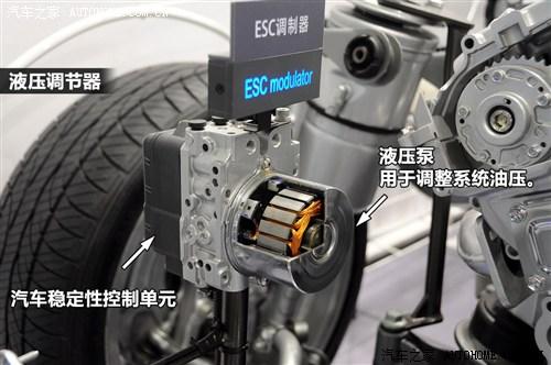 功能相似 盘点五花八门的车辆稳定系统