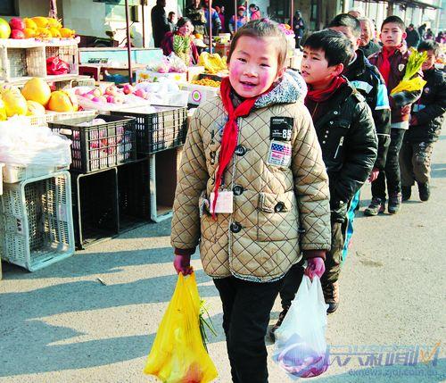 小鬼当家北京小学张家店图片
