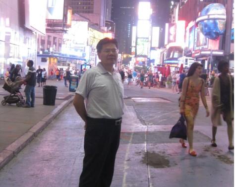 7月14日 中国超市――第五大道――时代广场