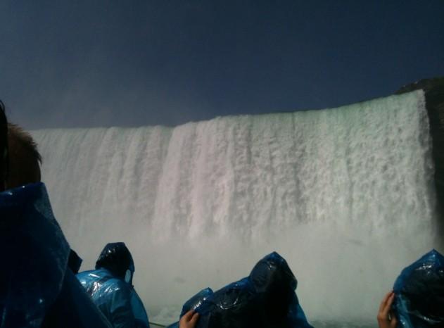 7月23日 雷鸣之水一一尼加拉瀑布