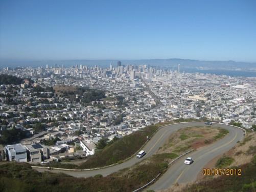 7月30日 斯坦福大学――旧金山