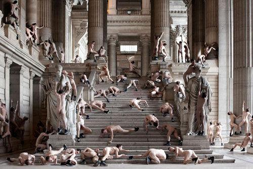 大胆做爱裸体艺术_\