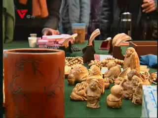 [01月17日] 农博会现场 传统工艺重现