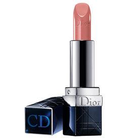 【迪奥/Dior 烈艳蓝金唇膏裸色系列】-嘴唇眉毛和美甲 2013渐变彩妆最