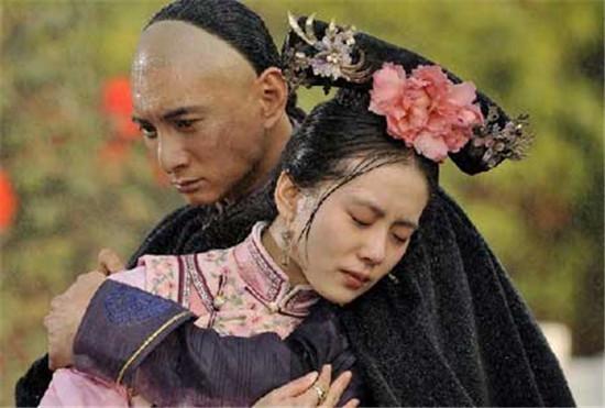 吴奇隆/四爷与马尔泰若曦《步步惊心》