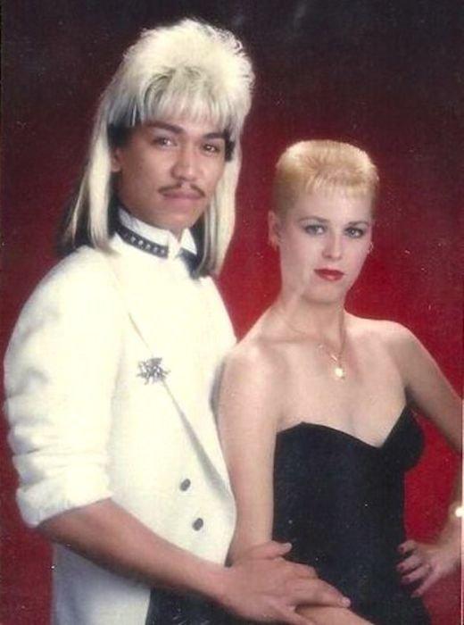 雷人 发型/笑死人80年代美国经典雷人发型/塑造出,中规中...