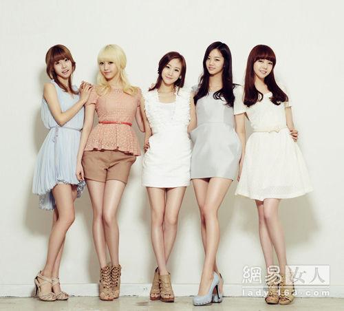 韩国女子团体fx-在韩穿超短裙或犯法 欧巴们没眼福了图片