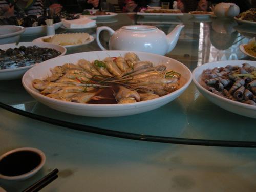 温岭小黄鱼肉质鲜嫩,味道鲜中带甘