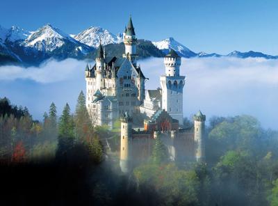 世界十大最美城堡图片