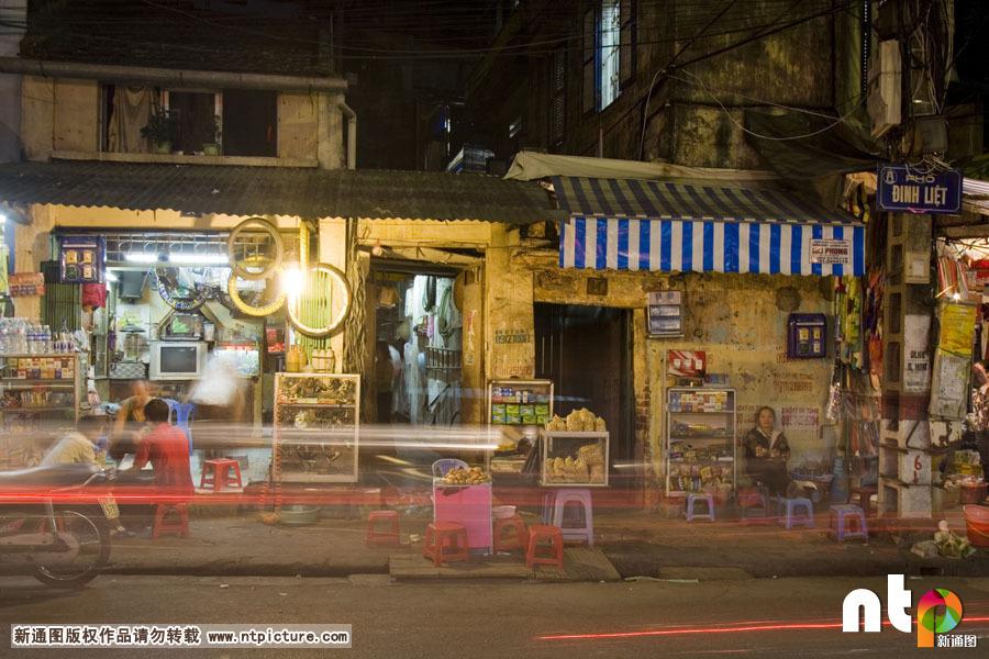 一组图带你看看真实的越南首都河内