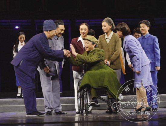 央视:现代越剧《马寅初》(上)