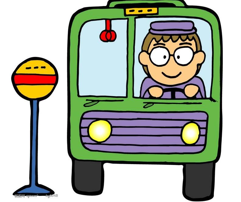 公交车司机图片