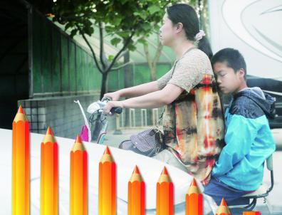 数学、围棋、英语连轴转 北京4成孩子培训班里
