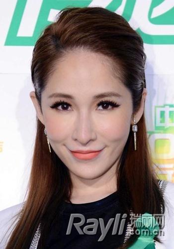 后萝莉时代 徐若瑄林志玲发型逆转时光图片