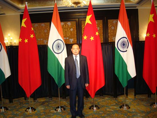 刘建华工程师应邀出席2013年中印商务合作峰会