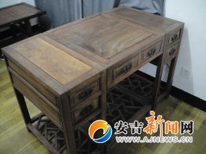 巧夺天工之明清古玩榉木扫描安吉市场家具(四美格广场家具芜湖市图片