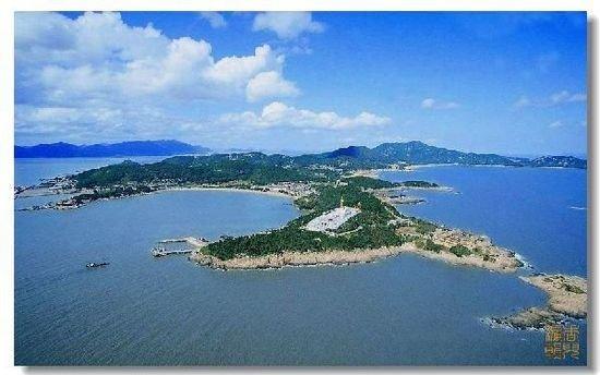 中国最美十大海滩 普陀山东海岸入选(图)