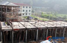 安溪边贸小商品市场建设有序推进