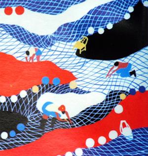 民间美术——岱山渔民画图片