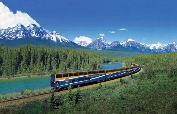 乘火车去旅行 感悟旅途中的慢节拍
