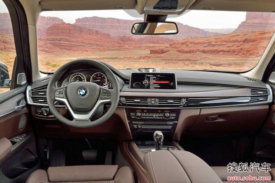 【2014款宝马X5】-宝马X5领衔14款即将亮相法兰克福SUV