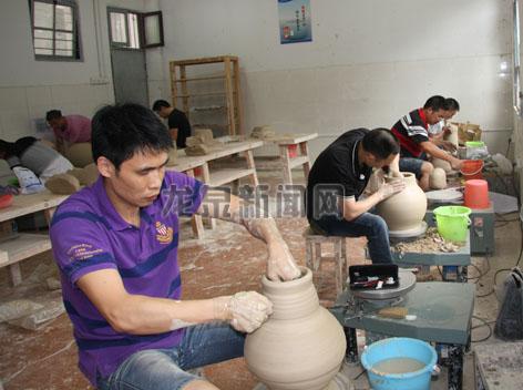 瓯韵龙泉青瓷茶具