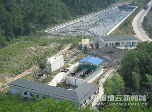 县生活垃圾填埋场开始污水处理工艺调试