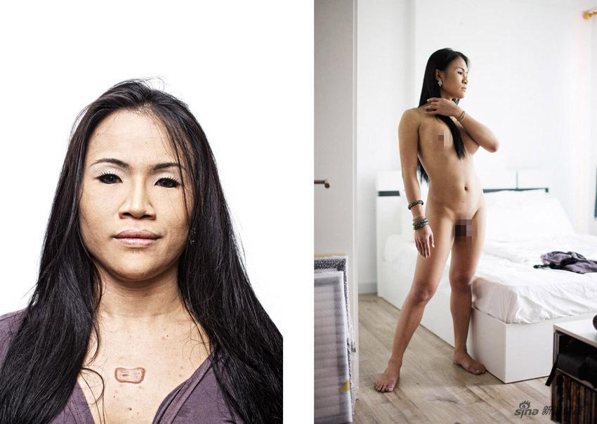 泰国变性人图片 泰国变性人图片大全 社会热点图片 非主流在线图片