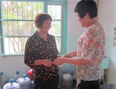 [南湖]新丰镇开展系列活动庆祝第二十九个教师