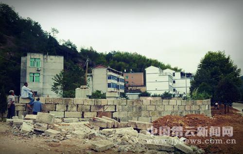 仙都景区内石材厂整治搬迁工作顺利进行