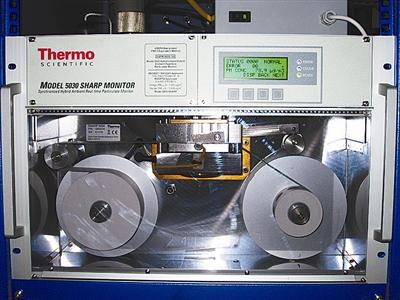 PM2.5监测仪器.