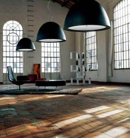 摩登时代 房间里的灯具搭配方案